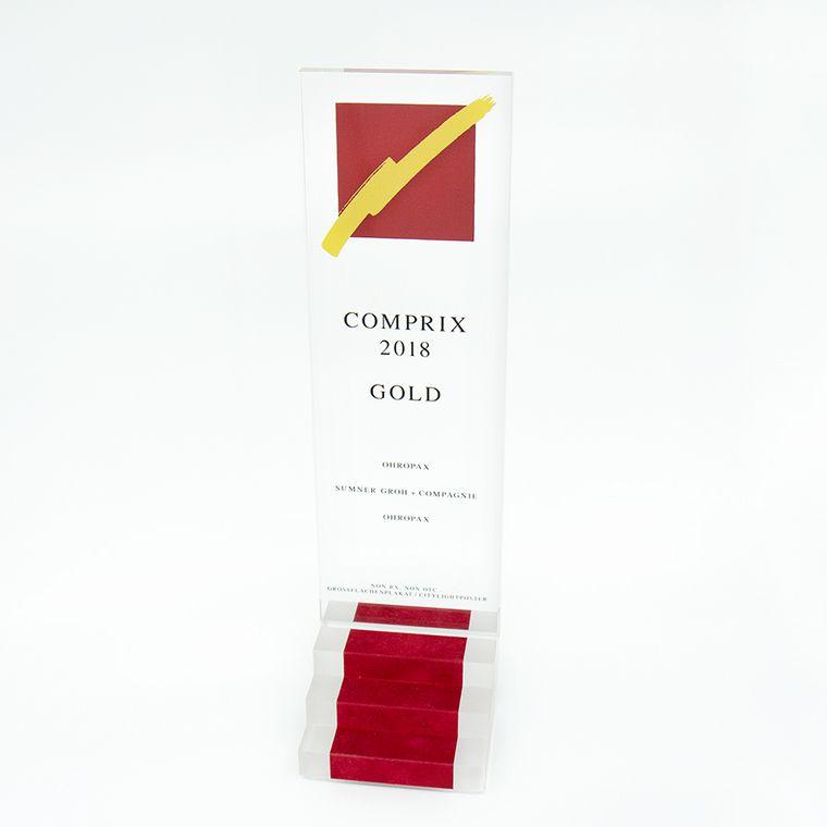 sgc gewinnt Gold beim COMPRIX