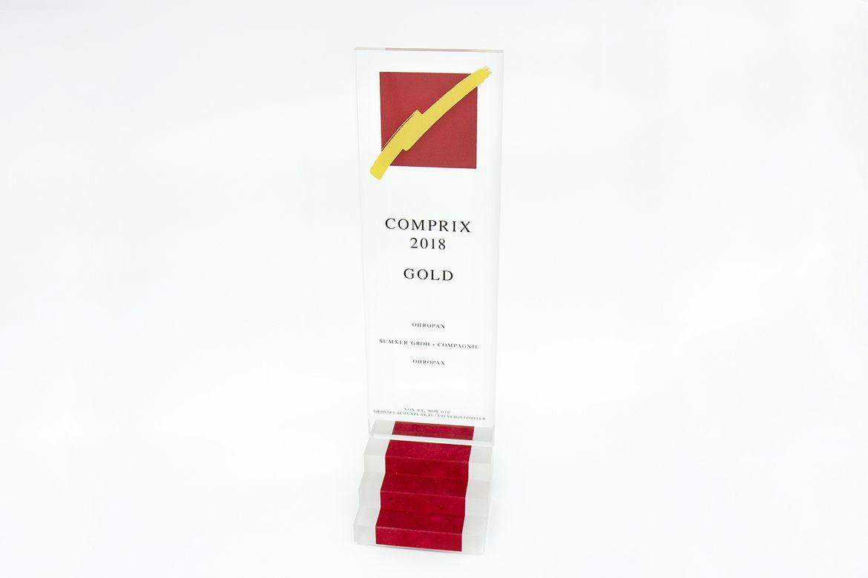 Comprix 2018 Gold