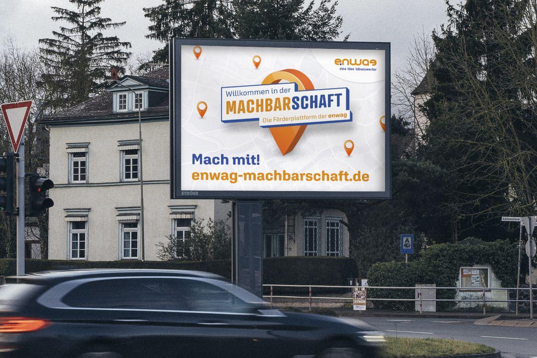 enwag Machbarschaft RRS