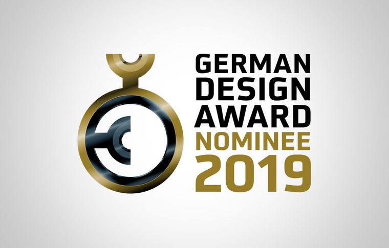 German Design Award Nominierung