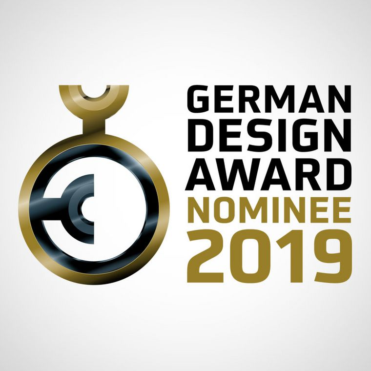 German Design Award Nominierung