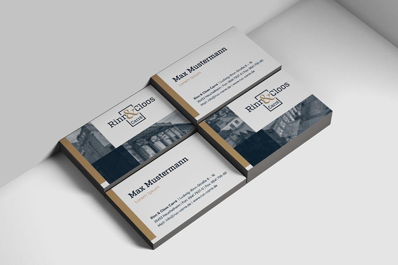 Neues Corporate Design Rinn & Cloos