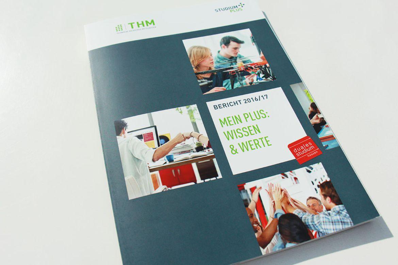 StudiumPlus-Geschäftsbericht