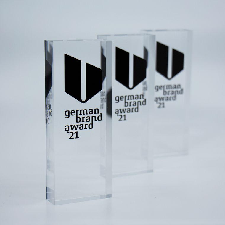 sgc gewinnt Triple beim German Brand Award 2021