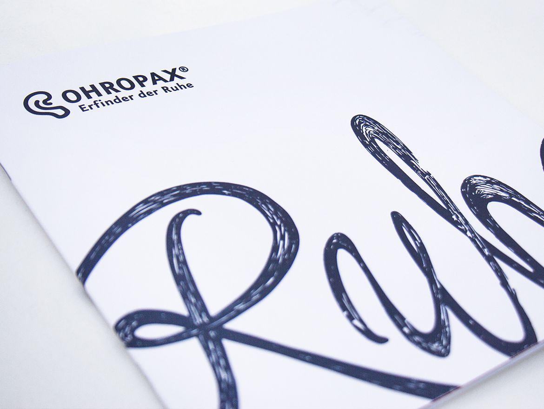 Ohropax-Claim