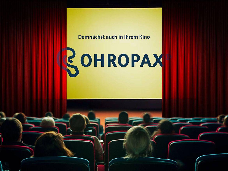 OHROPAX Kinospot