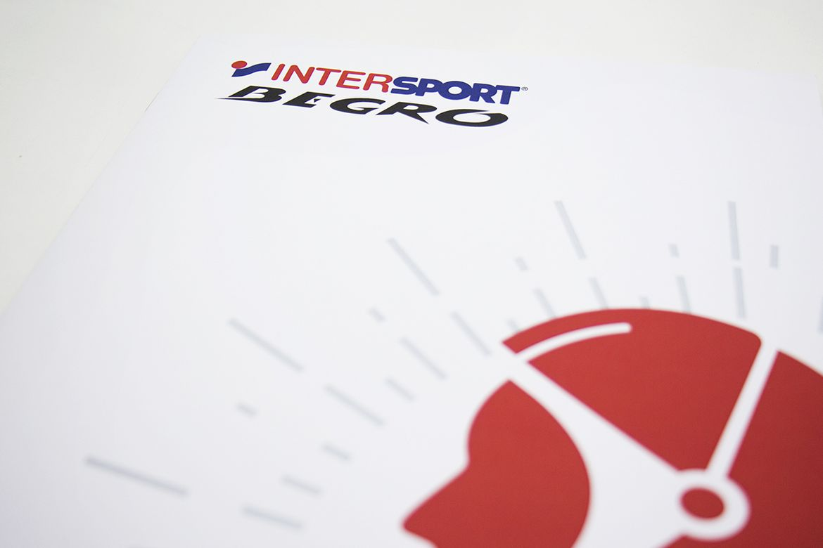Positionierung Intersport