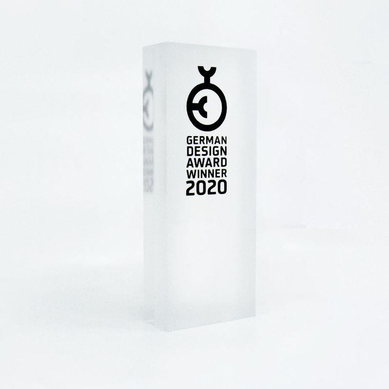 German Design Award für unsere Lärmtreppe