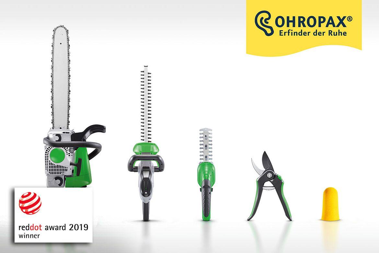 SGC gewinnt den Reddot Award mit OHROPAX-Siegermotive