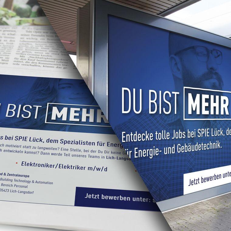 HR-Kampagne mit MEHRwert