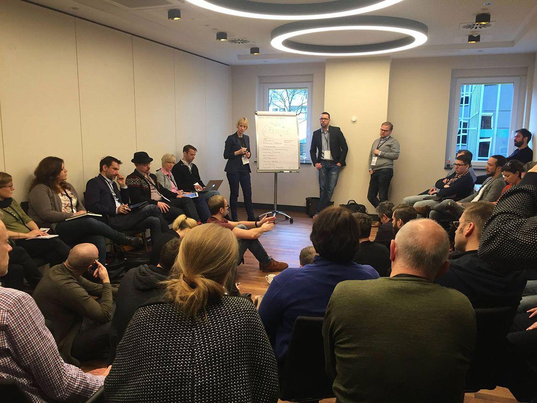 Agentur Barcamp 2016 in Frankfurt