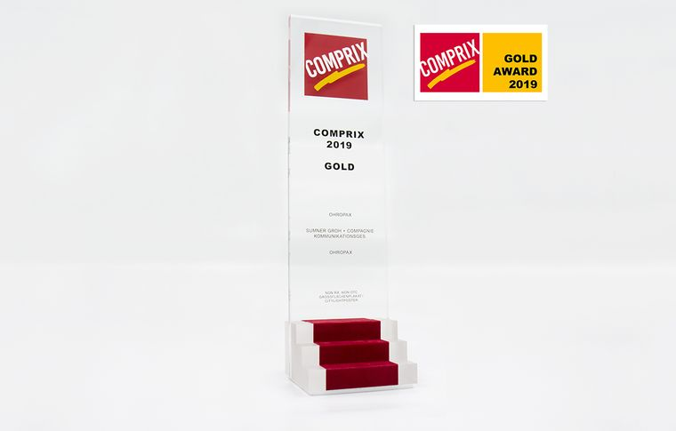 sgc Comprix Award Winner