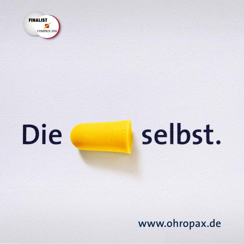 Shortlist Ohropax Comprix
