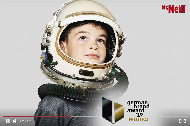 German Brand Award - McNeill