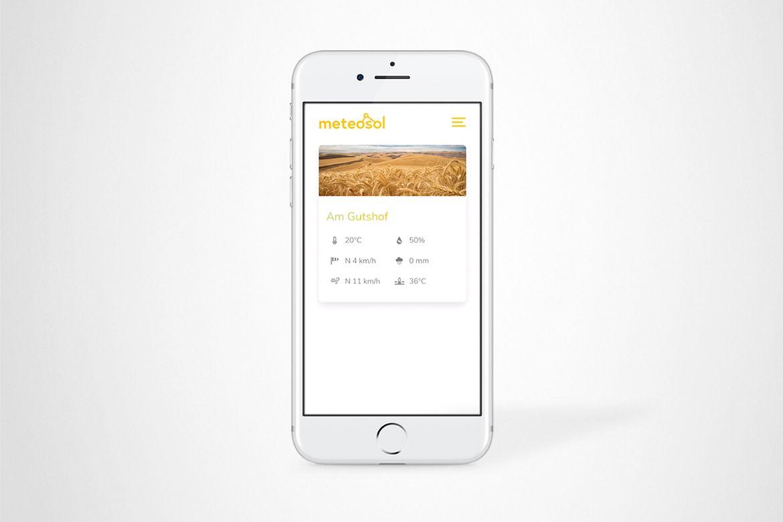 Meteosol App