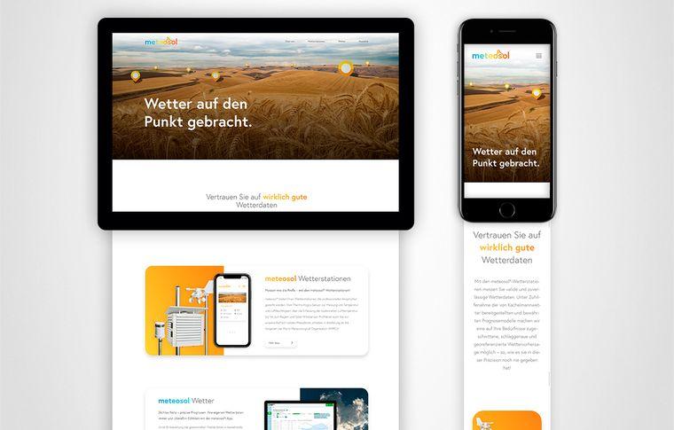 Meteosol Website