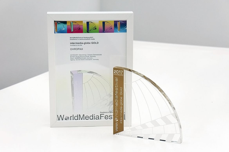 sgc-intermedia globe GOLD award