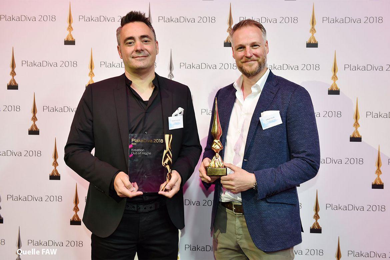 Plaka Diva Award Gold