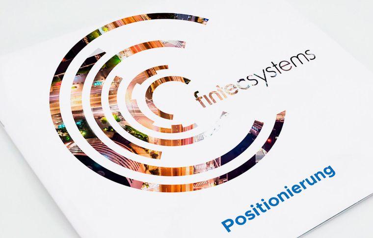 Positionierungsbooklet FintechSystems