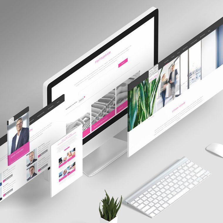 Neue Website für Unützer / Wagner / Werding