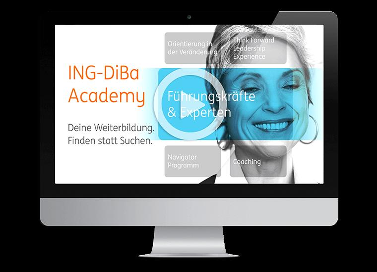 ING-DiBa Academy Animation