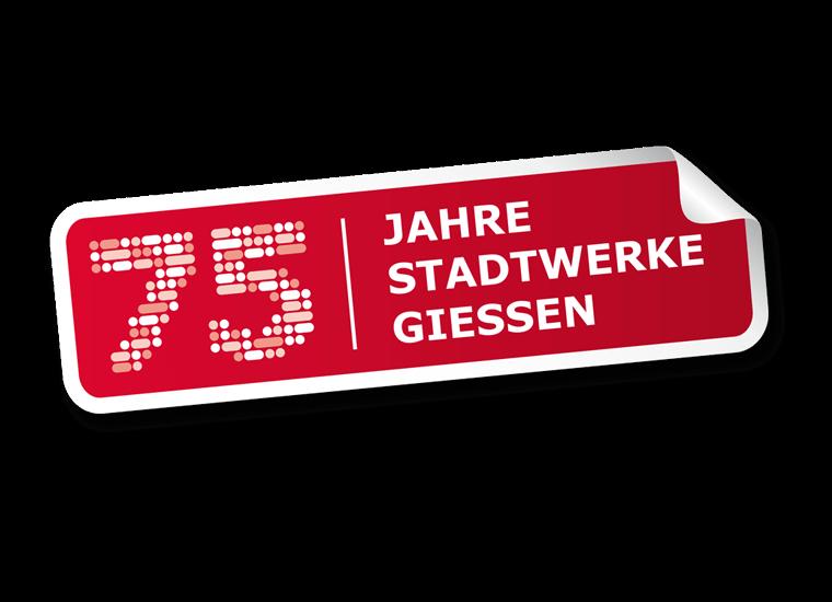 SWG 75 Jahre Logo
