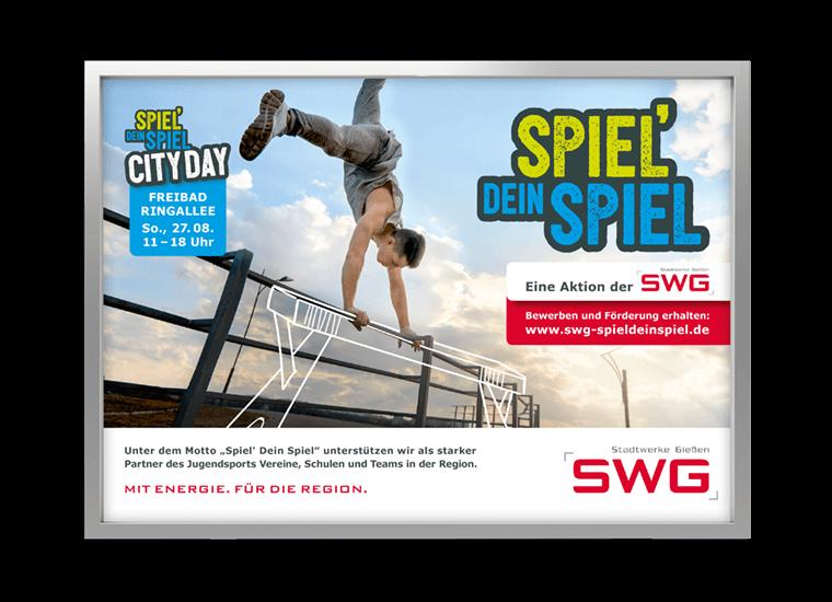 SWG Spiel' dein Spiel Großflächen